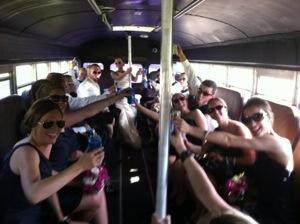 Bus Cheers