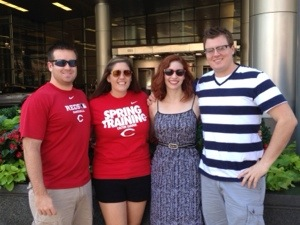 Reds/Rockies Game