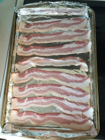 Sugar free bacon